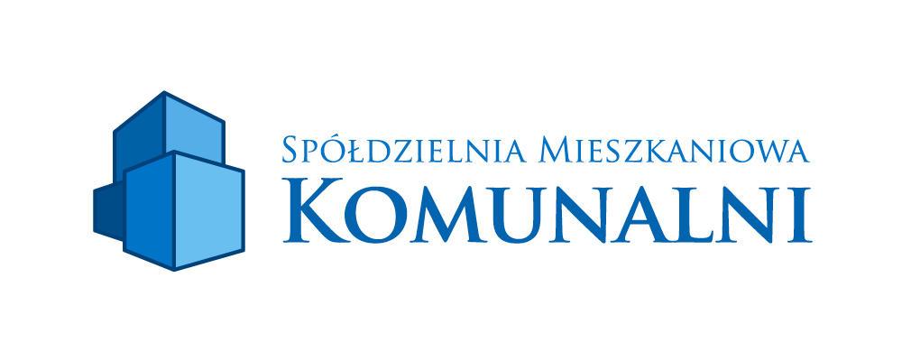 Logo Spółdzielni Mieszkaniowej KOMUNALNI